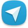 Web Telegram Icon